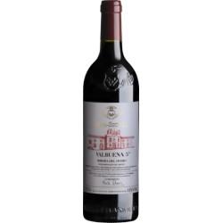 Vino ribera del Duero Vega Sicilia tinto Valbuena 2009, 0.75L. 14,0 º
