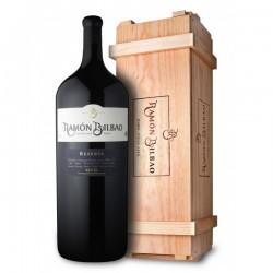Vino Rioja Ramón Bilbao reserva 15 Litros 2009