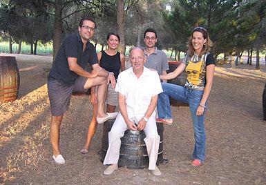 Familia Veñazquez Bodegas Los Frailes