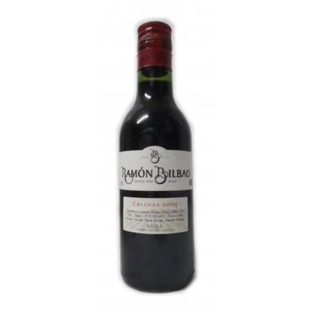 Vino Rioja Ramón Bilbao Crianza 2015  0.75L.