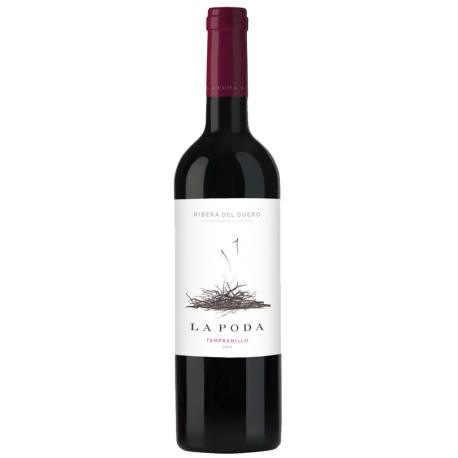 Vino Ribera del Duero La Poda 2015, 0.75L. 14.00º