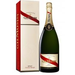 Champagne Cordon Rouge Mumm Magnum 1.5L.