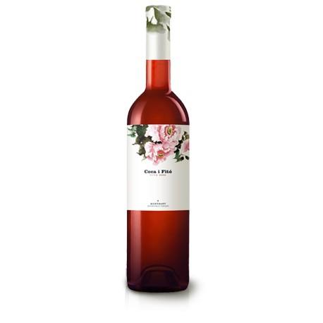 Vino Montsant Coca i Fitó Rosa 2014, 0.75L. 14º
